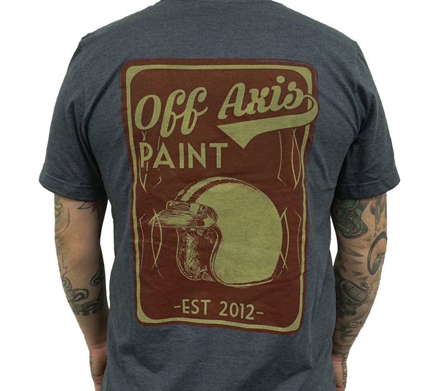 d0e7f67e40f Off Axis Old School T-Shirt – Off Axis Paint